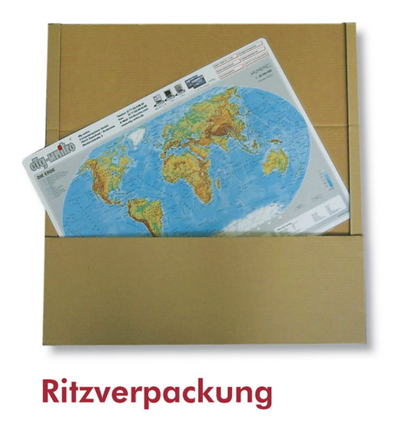 Ritzverpackung