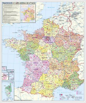 Plz Karte Schweiz.Postleitzahlen Und Organisationskarte Deutschland österreich