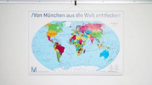Von München aus die Welt entdecken